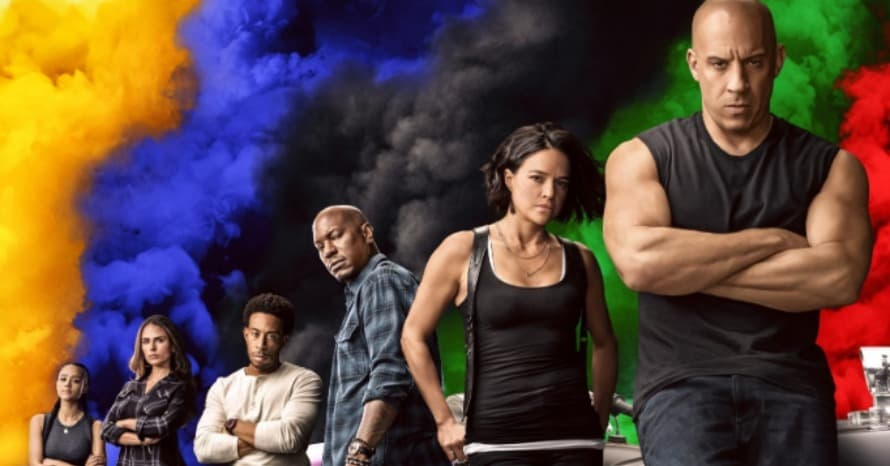 New Trailer For Vin Diesel's 'Fast and Furious 9' Arrives Online