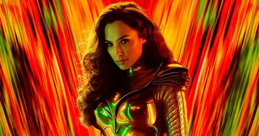 Gal Gadot Given Huge Pay Rise For 'Wonder Woman 1984'