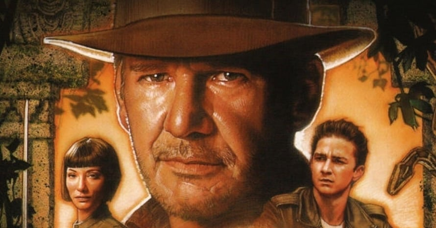 'Indiana Jones 5' Set Photo Features First Look At Harrison Ford With Kathleen Kennedy