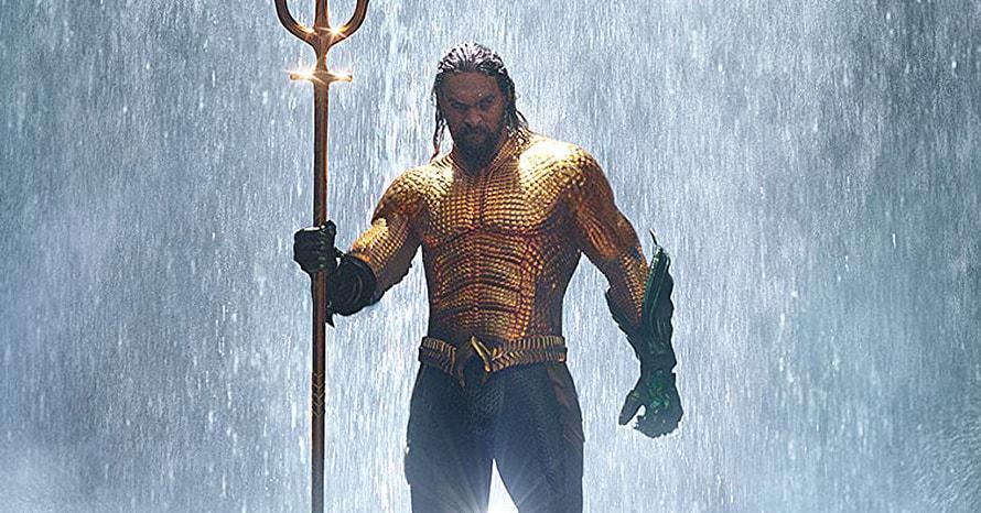 Jason Momoa Aquaman 2 Fortnite