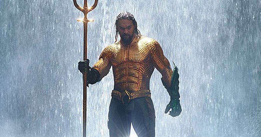 Jason Momoa Wrote Story Treatment For 'Aquaman 2'