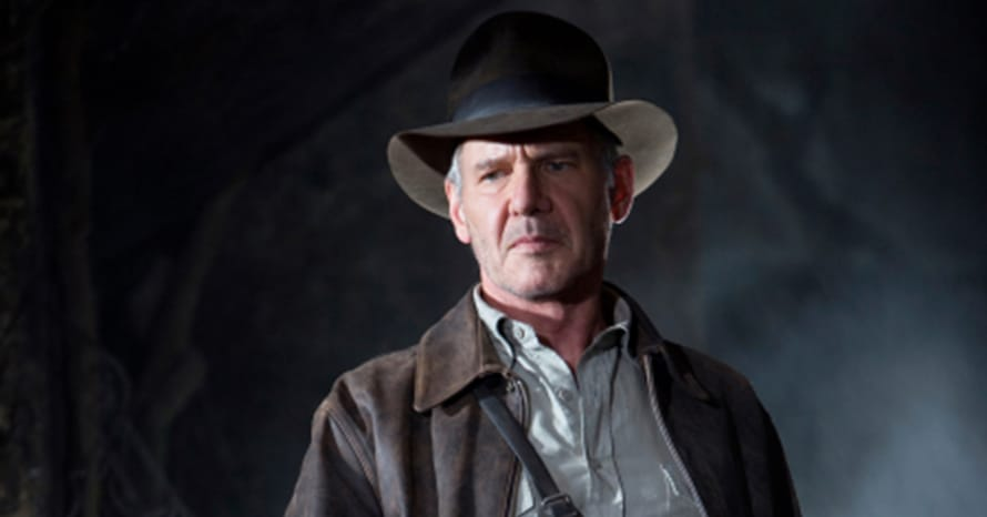 Harrison Ford's 'Indiana Jones 5' To Begin Filming Next Week In The UK