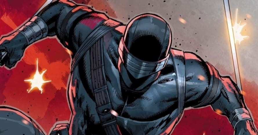 Rob Liefeld Reveals All-Star 'Snake Eyes: Deadgame' Finale Team