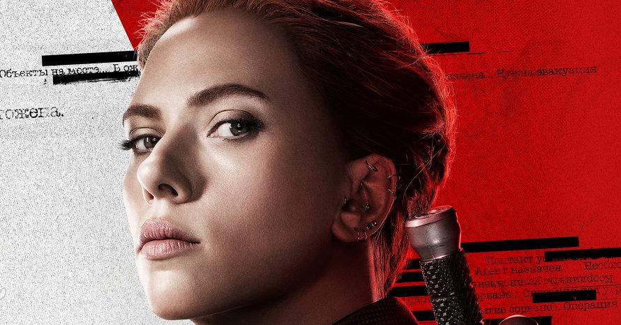 Scarlett Johansson Black Widow Natasha Romanoff Marvel Studios Disney