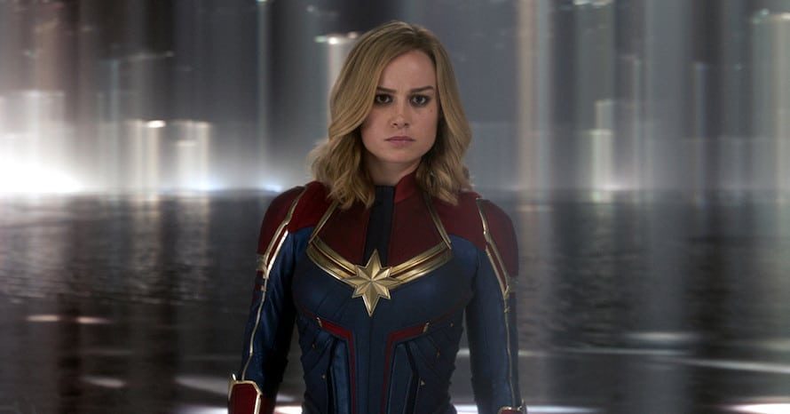 Iron Man 2 Thor Captain Marvel 2 Carol Danvers Avengers Endgame Brie Larson Nia DaCosta