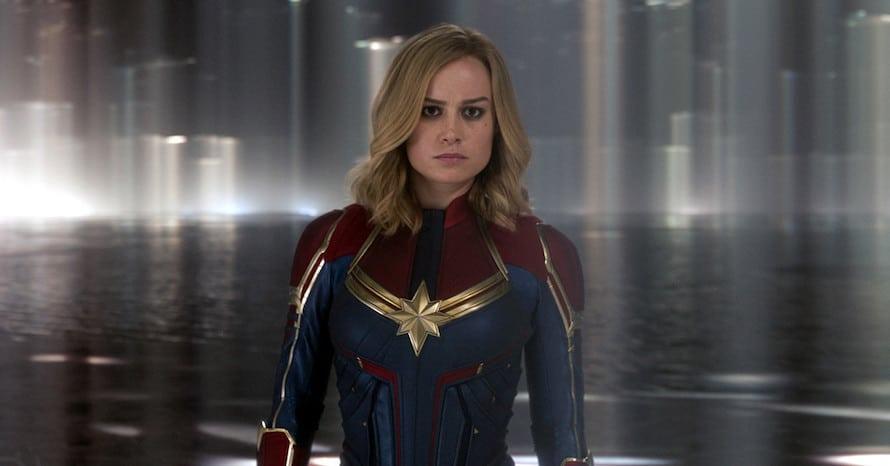 Monica Rambeau Ms. Marvel Iron Man 2 Thor Captain Marvel 2 Carol Danvers Avengers Endgame Brie Larson Nia DaCosta The Marvels Marvel