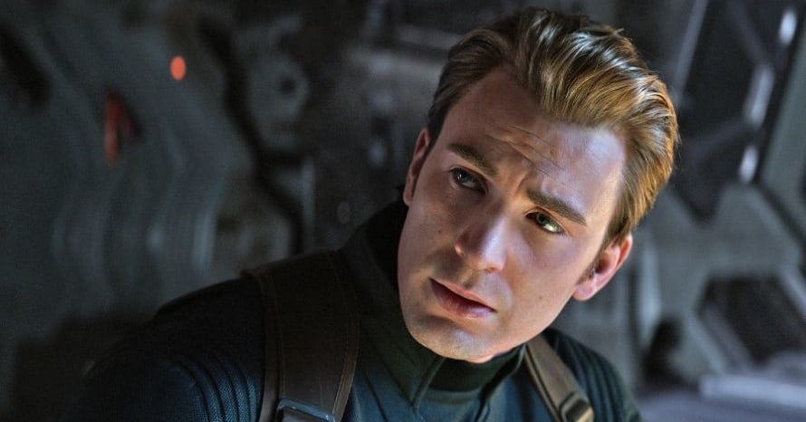 Chris Evans Captain America Avengers Endgame Coronavirus