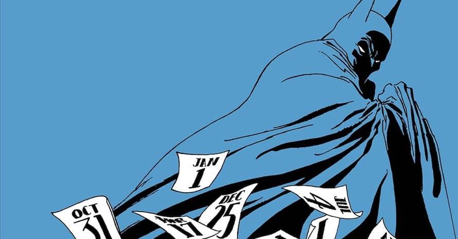 Batman The Long Halloween Justice Society Jensen Ackles Josh Duhamel