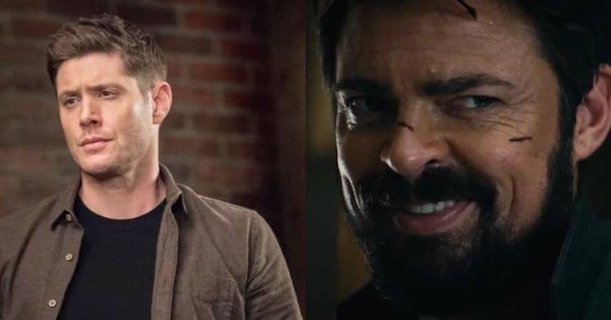 Supernatural Jensen Ackles The Boys Soldier Boy
