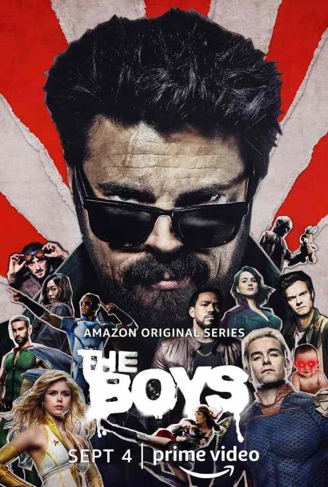 The Boys Season 2 Poster Karl Urban