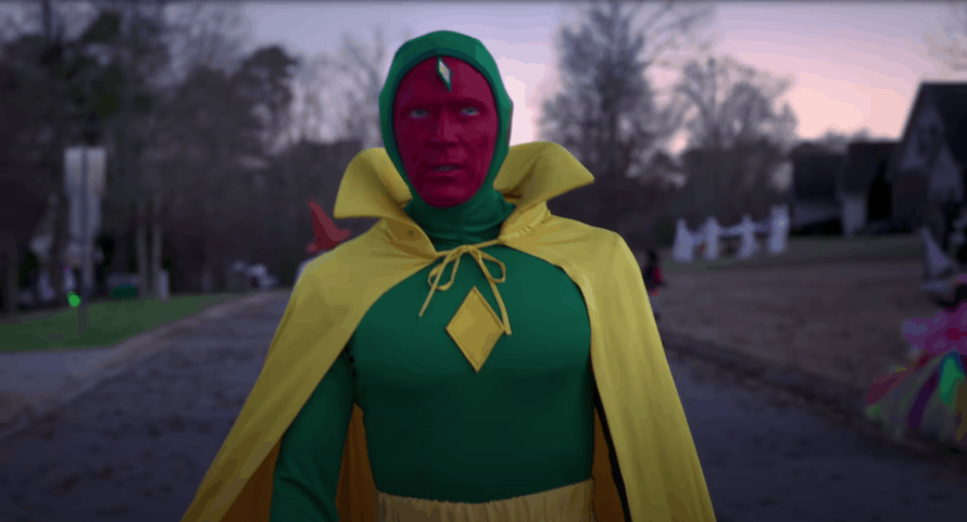 'WandaVision' Star Paul Bettany On Vision's Future In The MCU