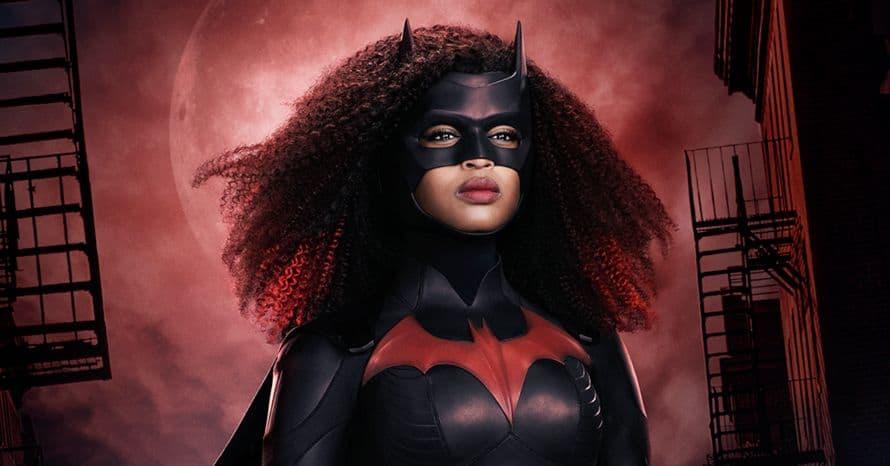 Javicia Leslie Batwoman Ryan Wilder Arrowverse The CW