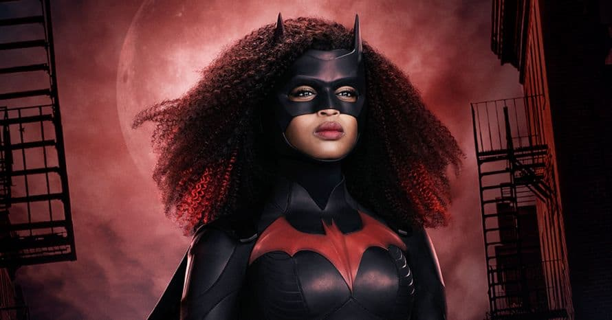 Javicia Leslie's Ryan Wilder Is Ready For Battle In Awesome 'Batwoman' Poster