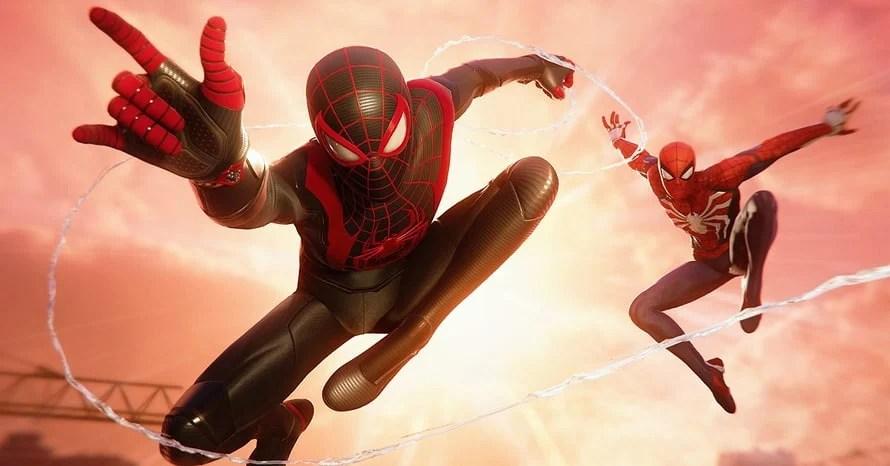 <div>New 'Spider-Man: Miles Morales' Gameplay Showcases Peter Parker & Spider-Cat</div>