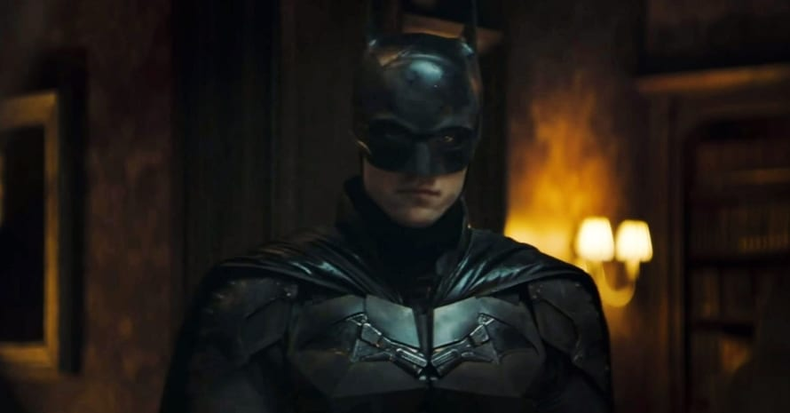 New Promo Art For Robert Pattinson's 'The Batman' Shows The Dark Knight Ready For Action