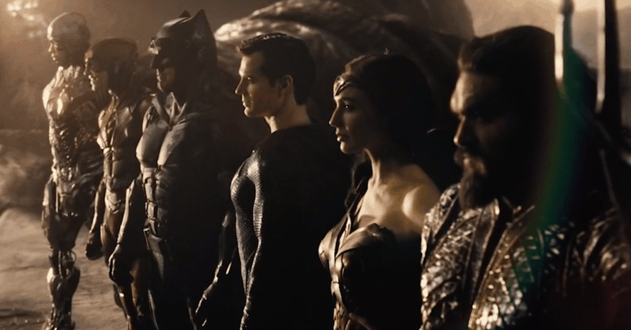 Zack Snyder's 'Justice League' Includes Mind-Blowing DC Cameo