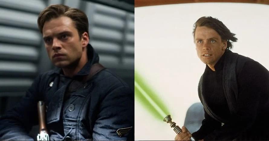 Sebastian Stan To Play Luke Skywalker In New Star Wars Series For Disney Plus