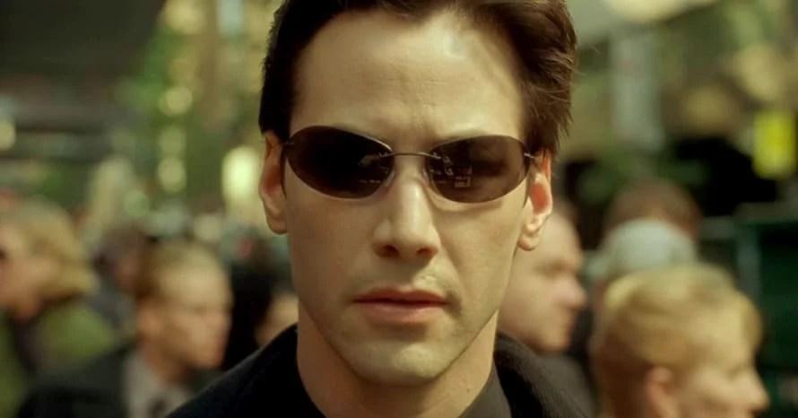 The Matrix 4 Neo Keanu Reeves edit