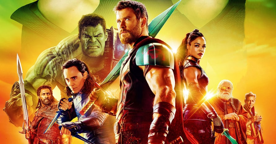 Thor Ragnarok Love and Thunder Rachel House Chris Hemsworth Taika Waititi