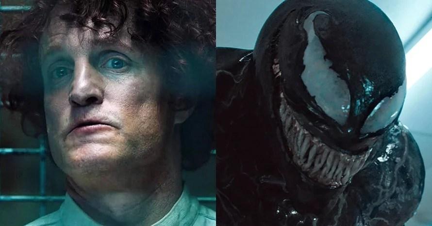 Venom Carnage Tom Hardy Woody Harrelson Harrelson Sony