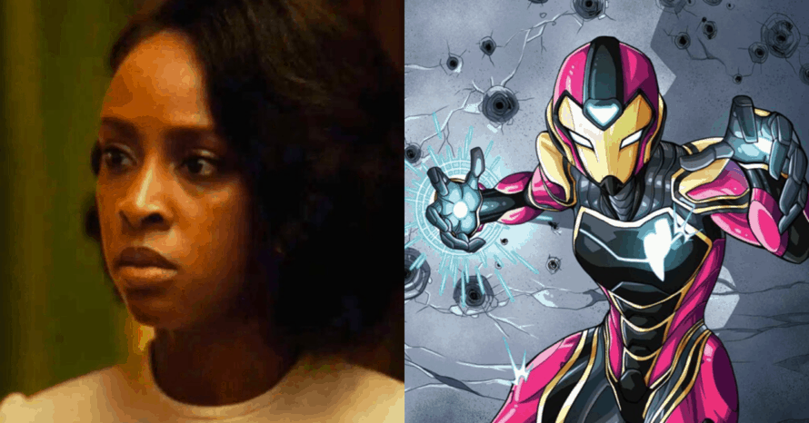 Dominique Thorne Talks Working On Marvel Studios' 'Ironheart' Ultimate 1 why not.
