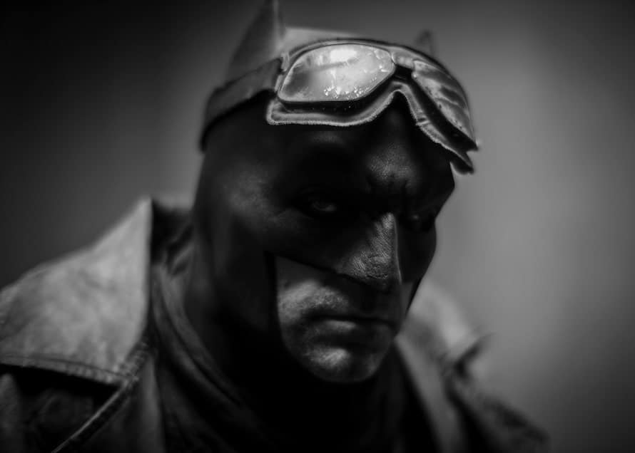 Ben Affleck Batman Justice League Zack Snyder Joker Mera