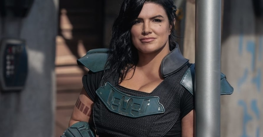 Disney Plus Reportedly Pulls TV Episode With 'The Mandalorian's Gina Carano