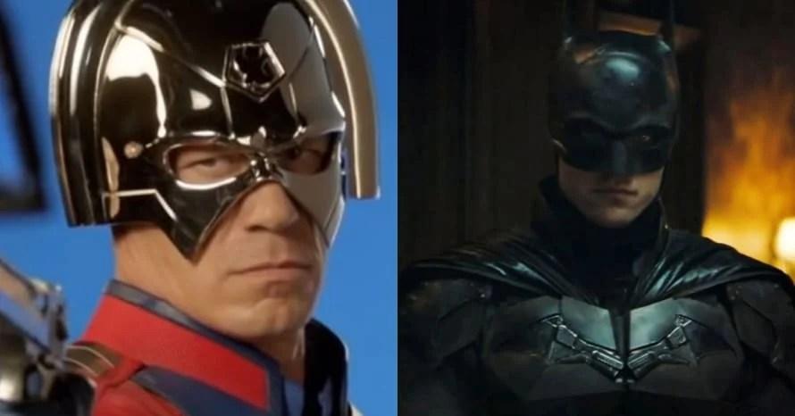 HBO Max The Batman Peacemaker DC