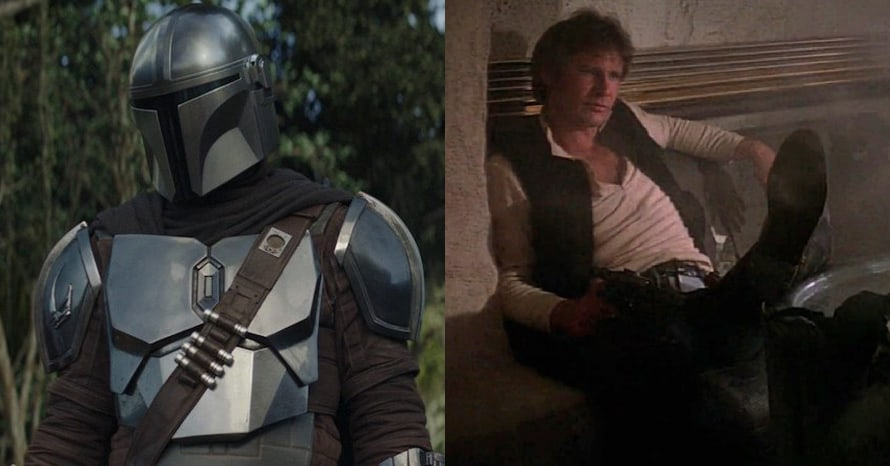 'The Mandalorian' Nearly Revisited A Classic Han Solo 'Star Wars' Location