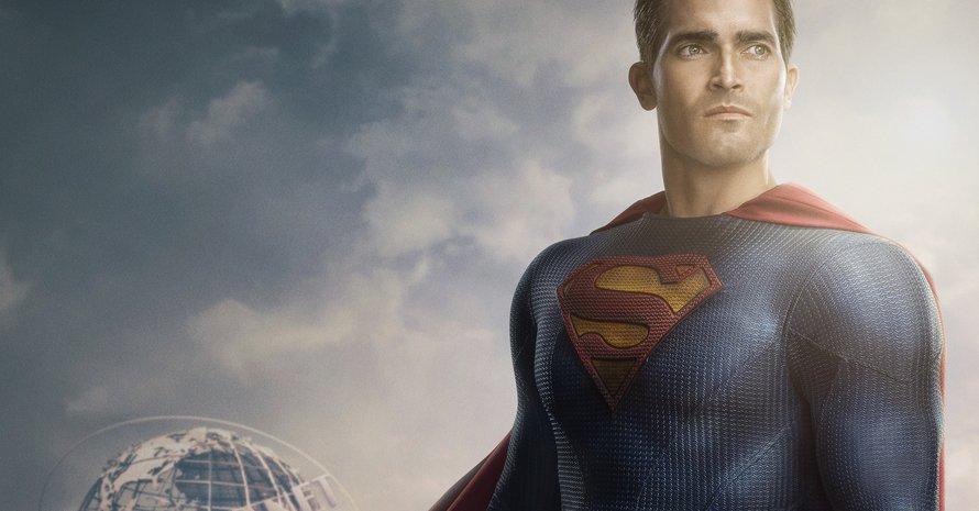Tyler Hoechlin Superman and Lois