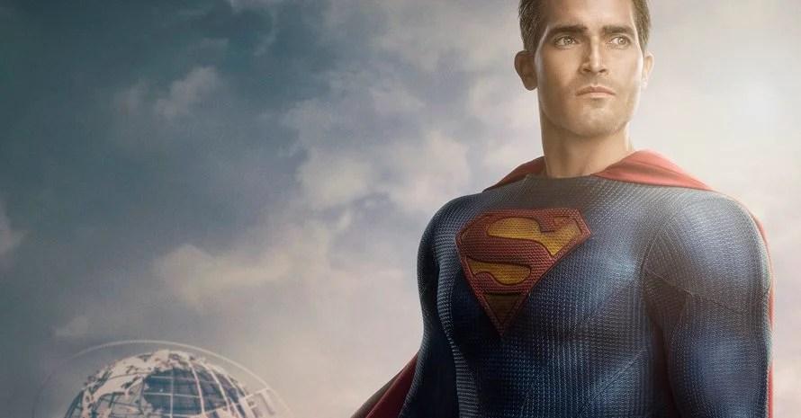Tyler Hoechlin On The 'Tunnel Vision' He Has On 'Superman & Lois'