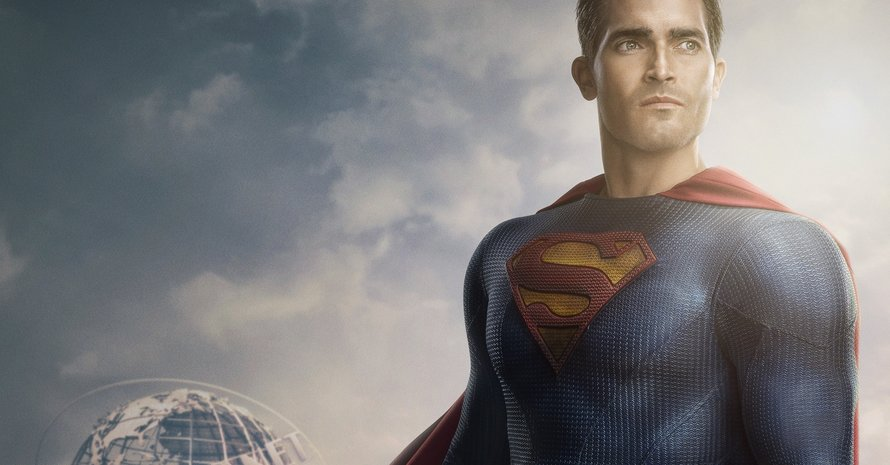 Why 'Superman & Lois' Star Tyler Hoechlin Says New Suit Reflects The Story 2nd