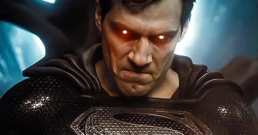 Zack Snyder Justice League Henry Cavill Superman