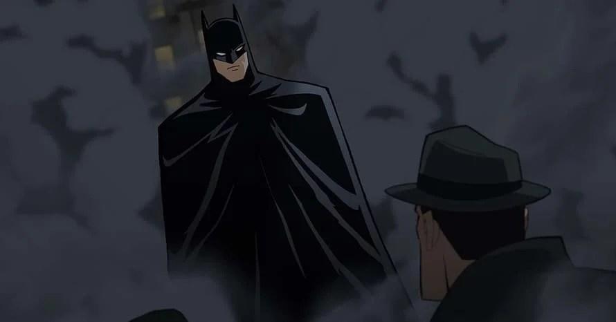 Batman The Long Halloween Jensen Ackles Bruce Wayne