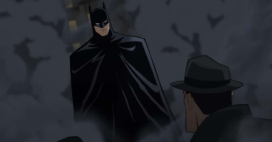 Batman The Long Halloween Jensen Ackles Bruce Wayne Joker Two-Face