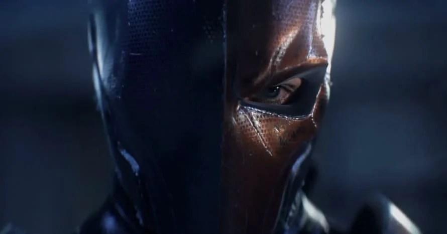 Ben Affleck The Batman Arkham Origins Deathstroke