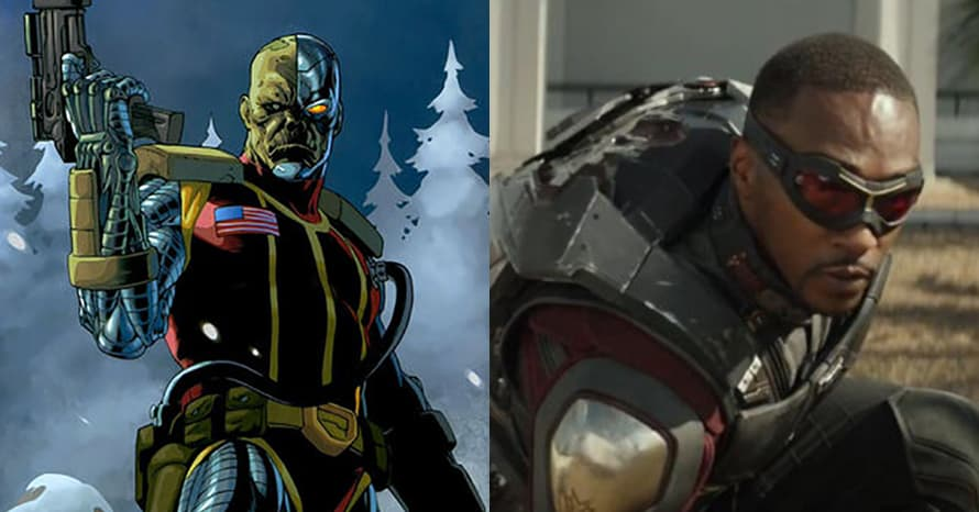 'The Falcon and The Winter Soldier' EP Wants To Reboot Deathlok In The MCU