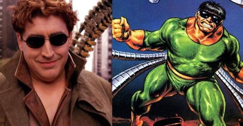 See Alfred Molina As Doctor Octopus For Tom Holland's 'Spider-Man 3'