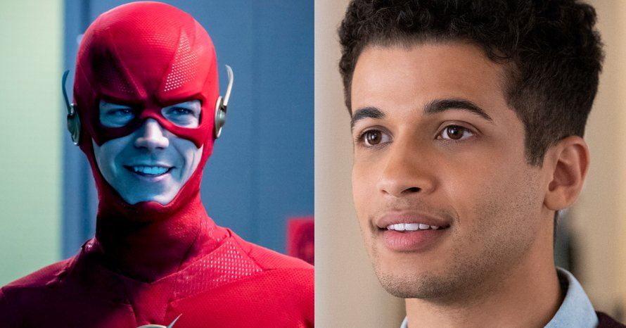 'The Flash': Jordan Fisher To Play Bart Allen In Grant Gustin Series