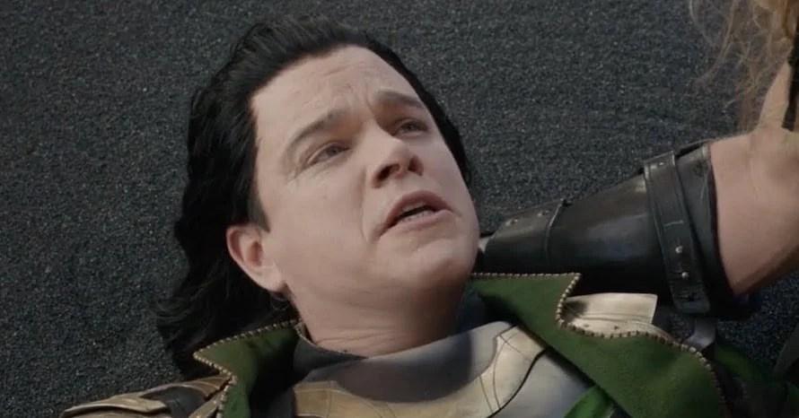 Matt Damon Thor Love and Thunder Tom Hiddleston Thor: Ragnarok Loki