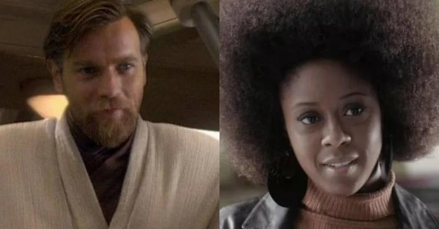 Moses Ingram Ewan McGregor Obi-Wan Kenobi Star Wars
