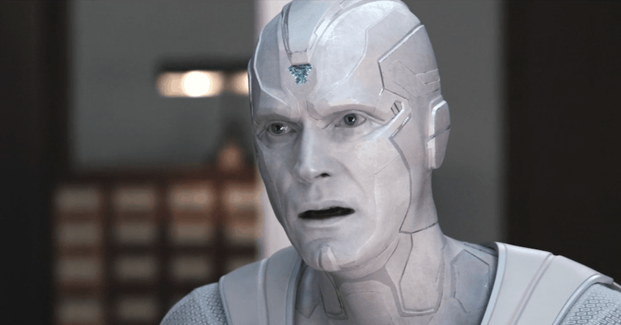 'WandaVision's White Vision Almost Appeared In 'Avengers: Infinity War'