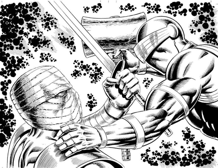 Snake Eyes Deadgame Rob Liefeld Jerry Ordway