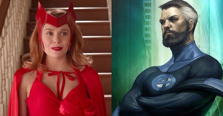 'WandaVision' Director Matt Shakman Discusses 'Fantastic Four' Theories