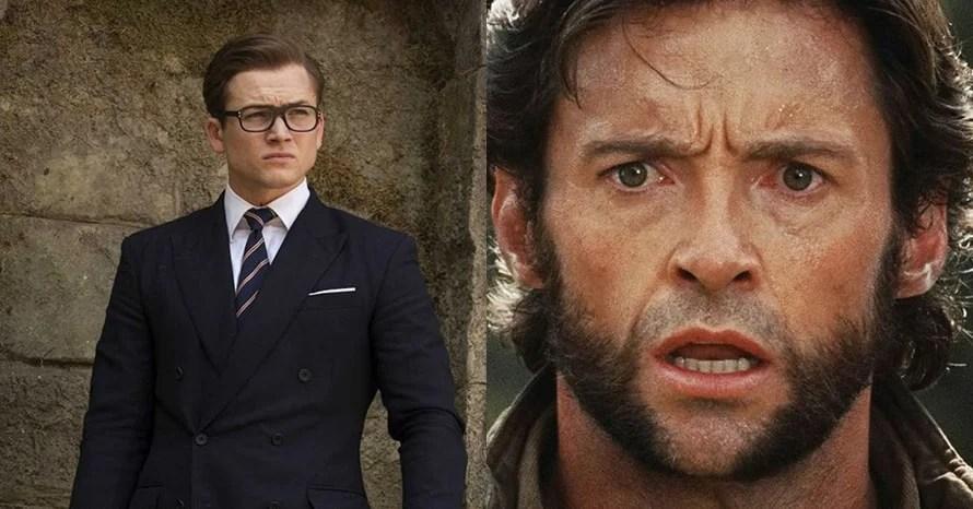 See Taron Egerton Succeed Hugh Jackman As Wolverine For The MCU