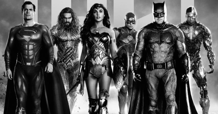 All Six Chapter Titles For 'Zack Snyder's Justice League' Revealed
