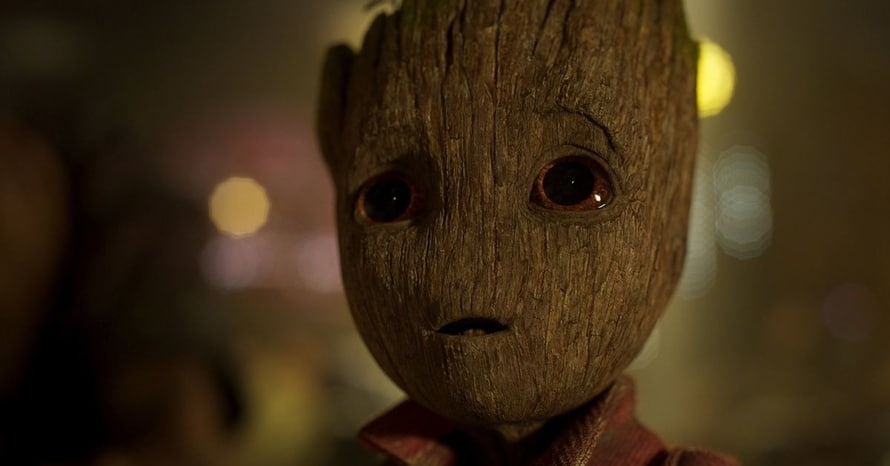 Baby Groot Guardians of the Galaxy Disney Imagineers