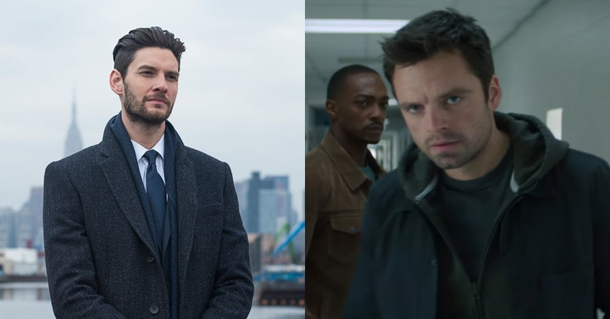 Ben Barnes The Falcon and The Winter Soldier