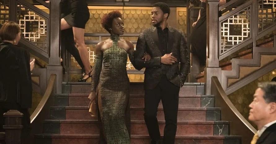 Lupita Nyong'o Says Chadwick Boseman Would Want 'Black Panther 2'