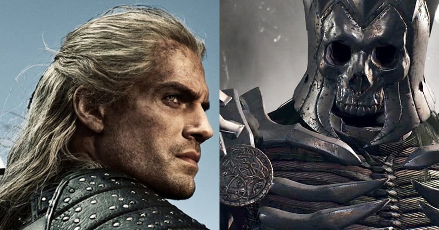 Henry Cavill The Witcher Wild Hunt